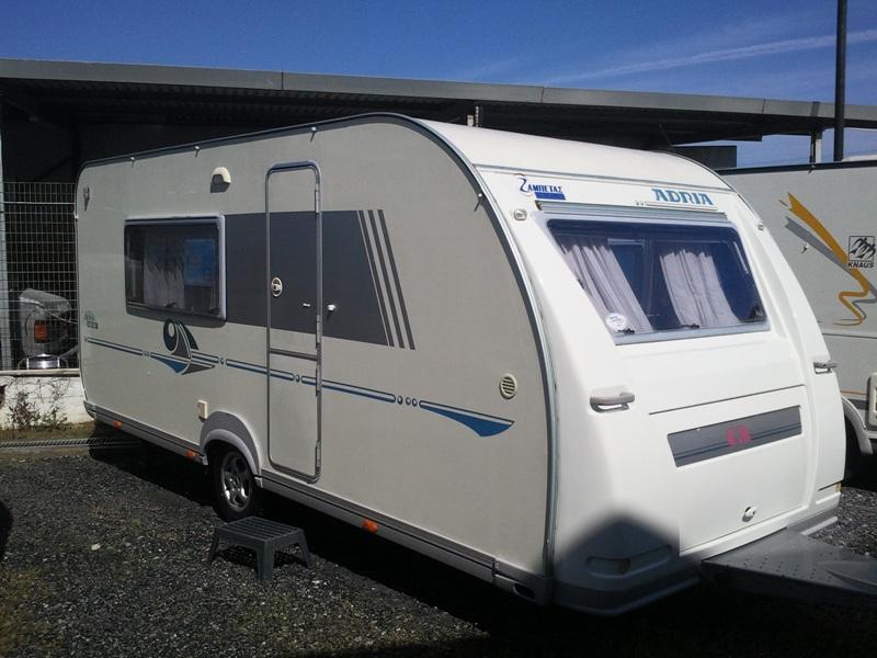 Adria 502 UK