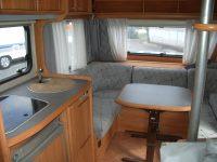 ADRIA 502 UK σαλόνι