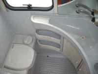 ADRIA 502 UK τουαλέτα