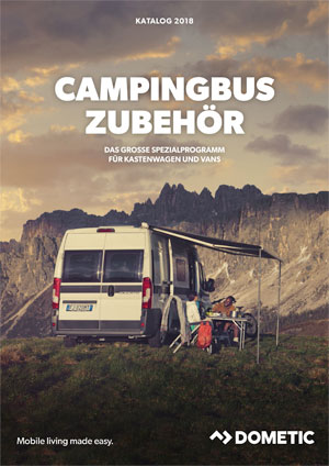 Campingbus κατάλογος Dometic