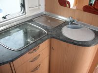 Buernster A 560 Levanto κουζίνα