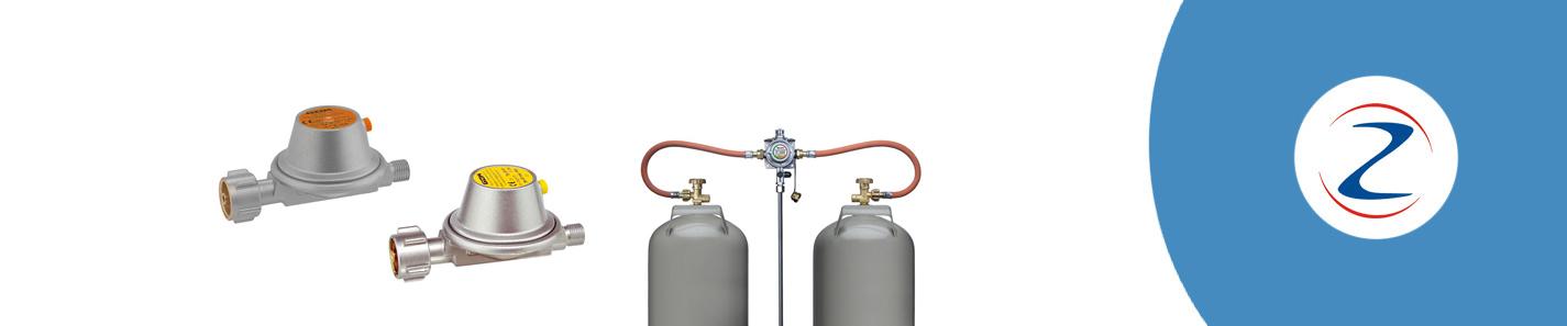 ρυθμιστές αερίου