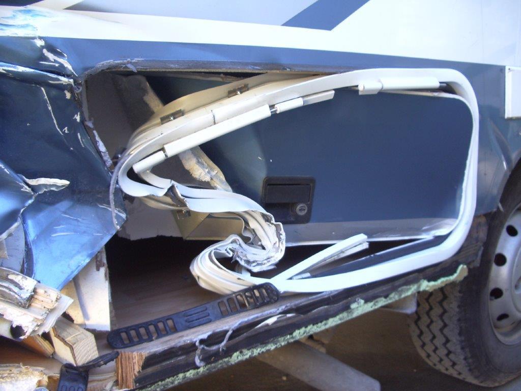 Επισκευή πλάγιου μέρους αυτοκινούμενου
