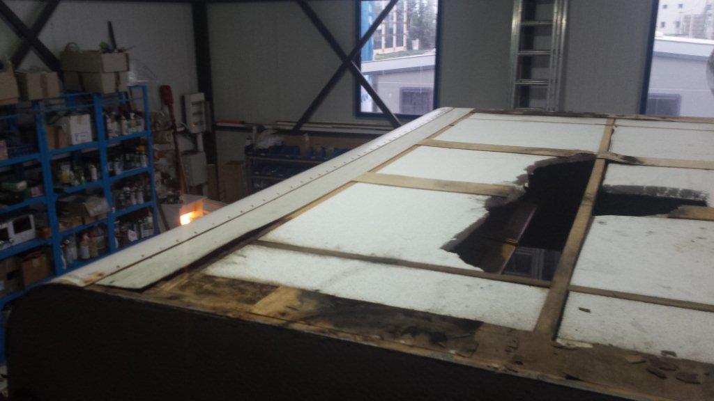 Επιδόρθωση οροφής